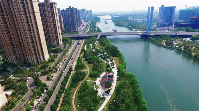 运河公园一标段工程