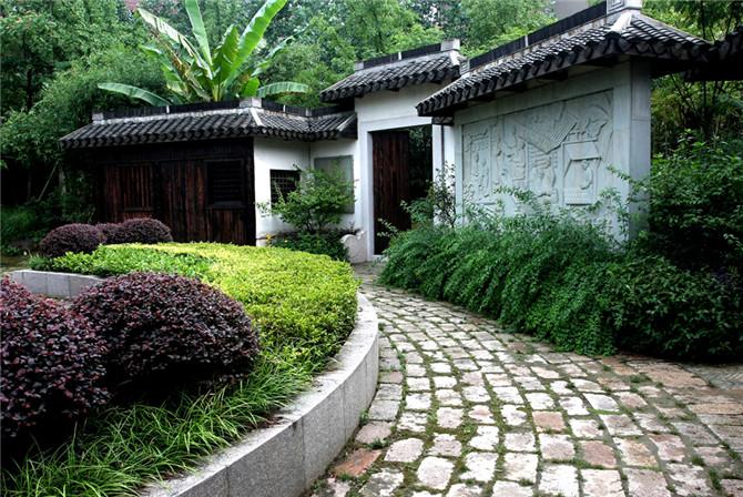 三钢绿地景观装饰、绿化工程施工