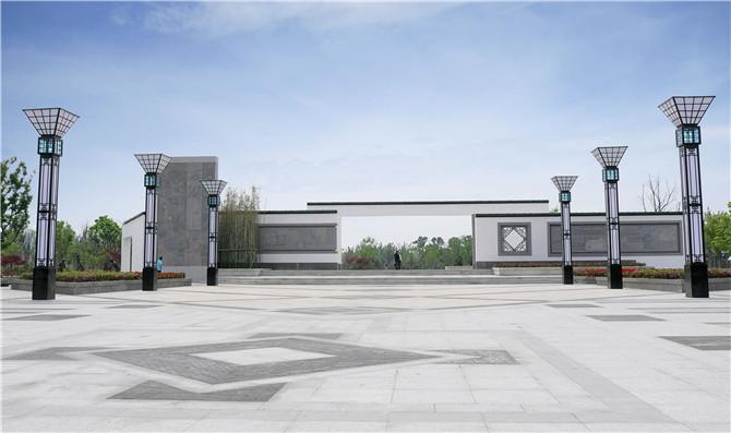 2010--石湖景区东入口C标段工程