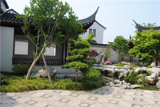 园林古建筑工程